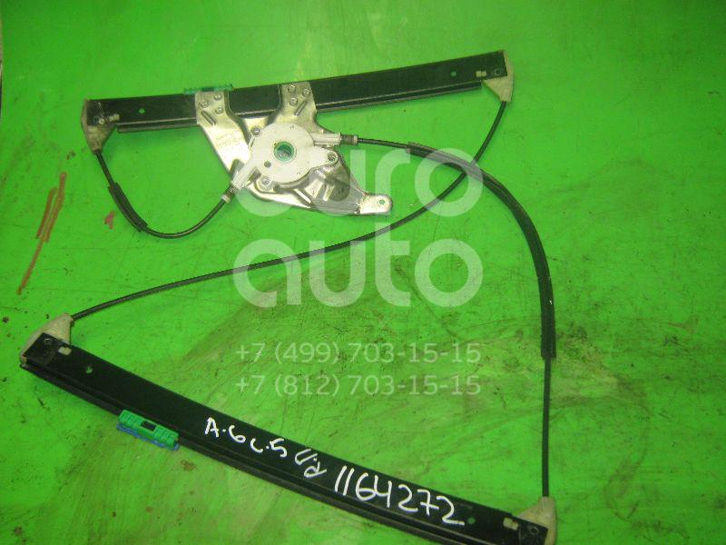 Стеклоподъемник электр. передний правый для Audi A6 [C5] 1997-2004;Allroad quattro 2000-2005 - Фото №1