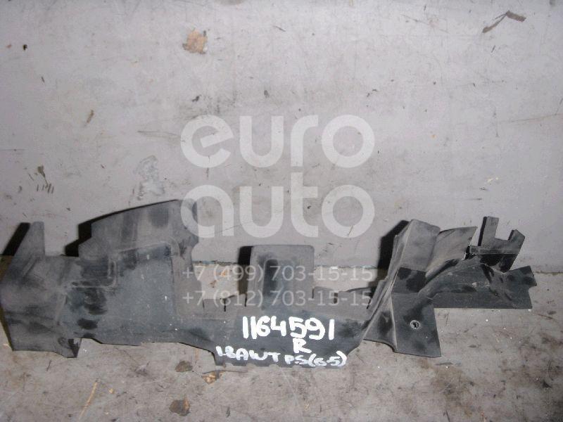 Воздуховод радиатора правый для VW Passat [B5] 2000-2005;Passat [B5] 1996-2000 - Фото №1
