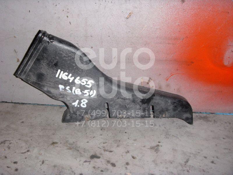 Воздухозаборник (наружный) для VW Passat [B5] 2000-2005 - Фото №1