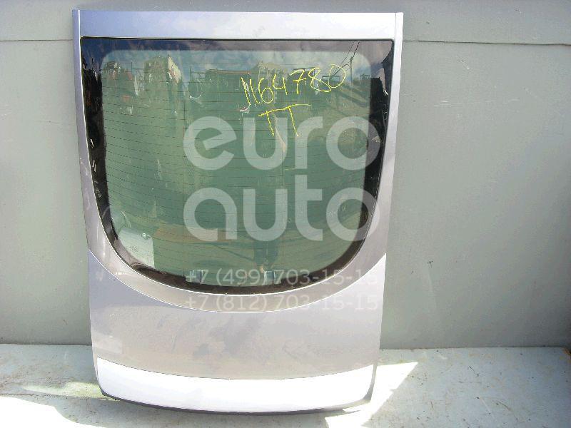 Дверь багажника со стеклом для Audi TT(8N) 1998-2006 - Фото №1