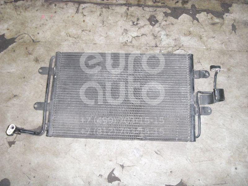Радиатор кондиционера (конденсер) для Audi,Skoda,Seat,VW TT(8N) 1998-2006;A3 (8L1) 1996-2003;Octavia (A4 1U-) 2000-2011;Leon (1M1) 1999-2006;Toledo II 1999-2006;Octavia 1997-2000;Golf IV/Bora 1997-2005;New Beetle 1998-2010 - Фото №1