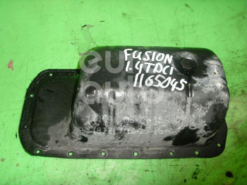Поддон масляный двигателя для Ford,Citroen,Peugeot Fusion 2002-2012;Focus II 2005-2008;C4 2005-2011;C2 2003-2008;C5 2005-2008;207 2006-2013;307 2001-2007;Xsara Picasso 1999-2010;C3 2002-2009;107 2006-2014;Focus II 2008-2011;308 2007-2015 - Фото №1