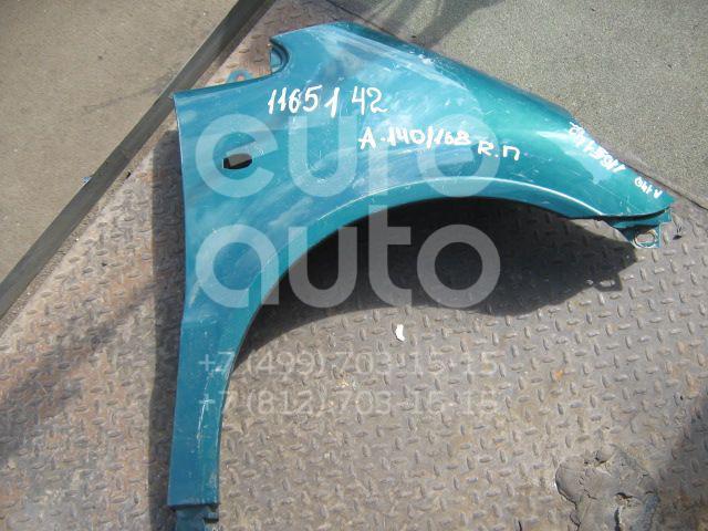 Крыло переднее правое для Mercedes Benz A140/160 W168 1997-2004 - Фото №1