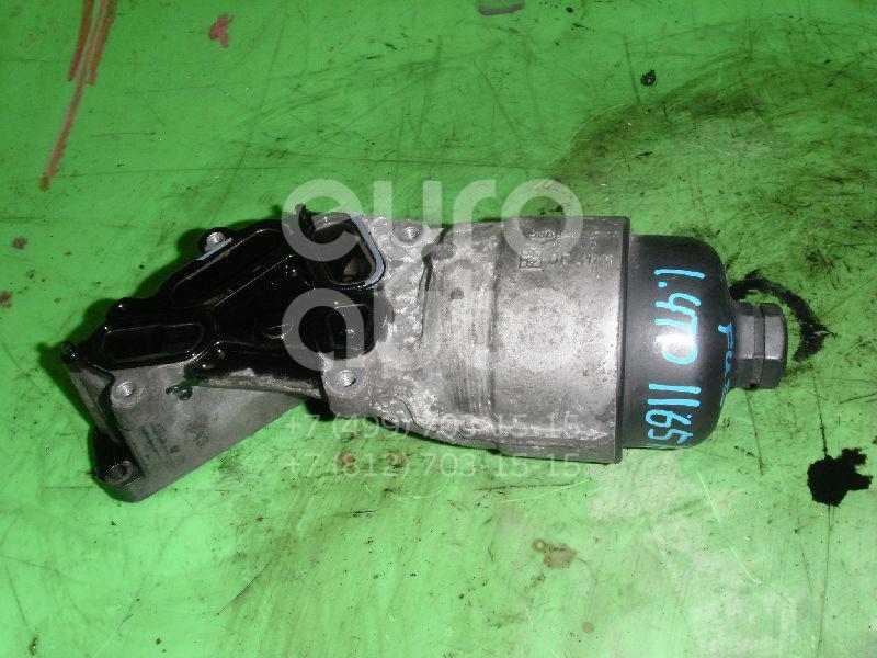 Корпус масляного фильтра для Ford Fusion 2002-2012;Focus II 2005-2008;C-MAX 2003-2011;Fiesta 2001-2008;Focus II 2008-2011;Fiesta 2008> - Фото №1