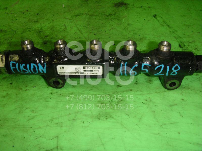 Рейка топливная (рампа) для Ford Fusion 2002-2012 - Фото №1
