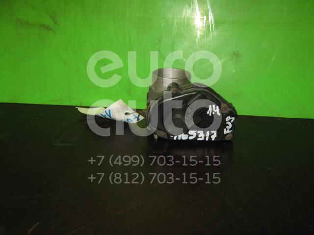 Заслонка дроссельная электрическая для Ford Fusion 2002>;Focus II 2005-2008;C-MAX 2003-2011;Fiesta 2001-2007;Focus II 2008-2011 - Фото №1