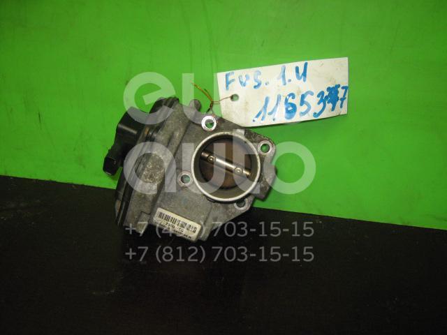 Заслонка дроссельная электрическая для Ford Fusion 2002-2012;Focus II 2005-2008;C-MAX 2003-2010;Fiesta 2001-2008;Focus II 2008-2011 - Фото №1