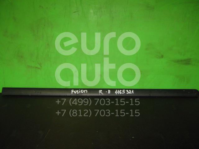 Молдинг передней правой двери для Ford Fusion 2002-2012 - Фото №1