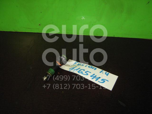 Форсунка инжекторная электрическая для Ford Fusion 2002-2012;Focus II 2005-2008;Fiesta 1995-2000;Puma 1997-2002;C-MAX 2003-2011;Focus I 1998-2005;Fiesta 2001-2008;Mondeo IV 2007-2015;Focus II 2008-2011;Fiesta 2008> - Фото №1