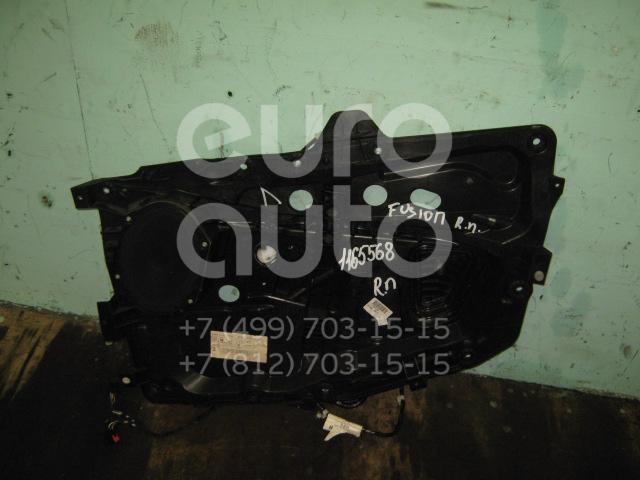 Стеклоподъемник электр. передний правый для Ford Fusion 2002-2012;Fiesta 2001-2008 - Фото №1