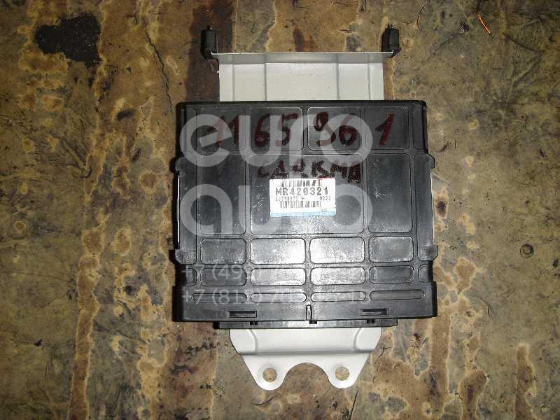Блок управления двигателем для Mitsubishi Carisma (DA) 1999-2003;Carisma (DA) 1995-1999 - Фото №1