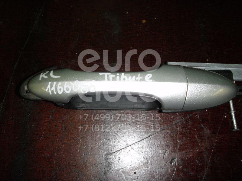 Ручка двери задней наружная левая для Mazda Tribute (EP) 2000-2007 - Фото №1