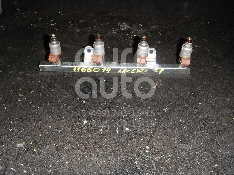 Рейка топливная (рампа) для Chevrolet Lacetti 2003-2013 - Фото №1