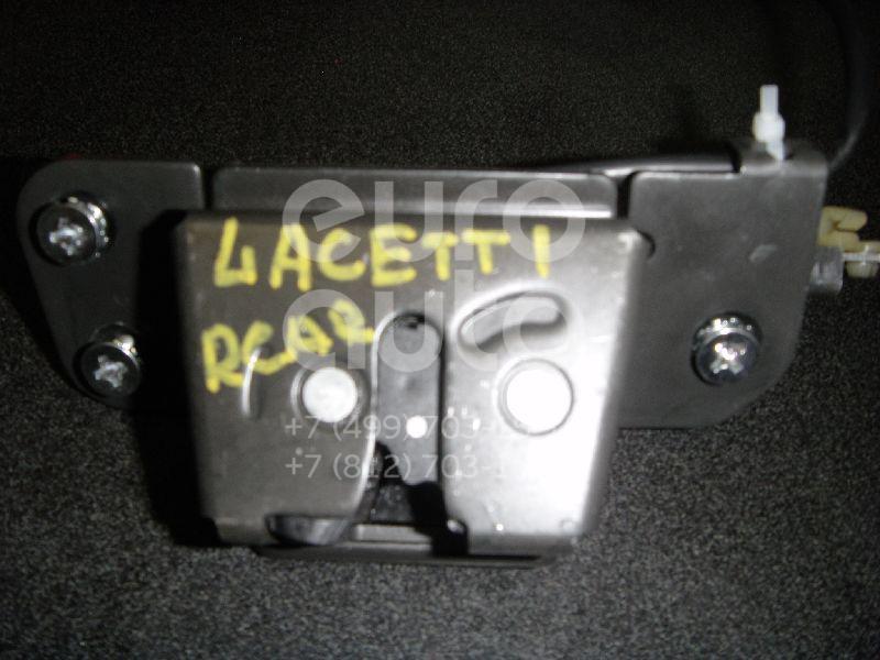 Замок багажника для Chevrolet Lacetti 2003-2013 - Фото №1