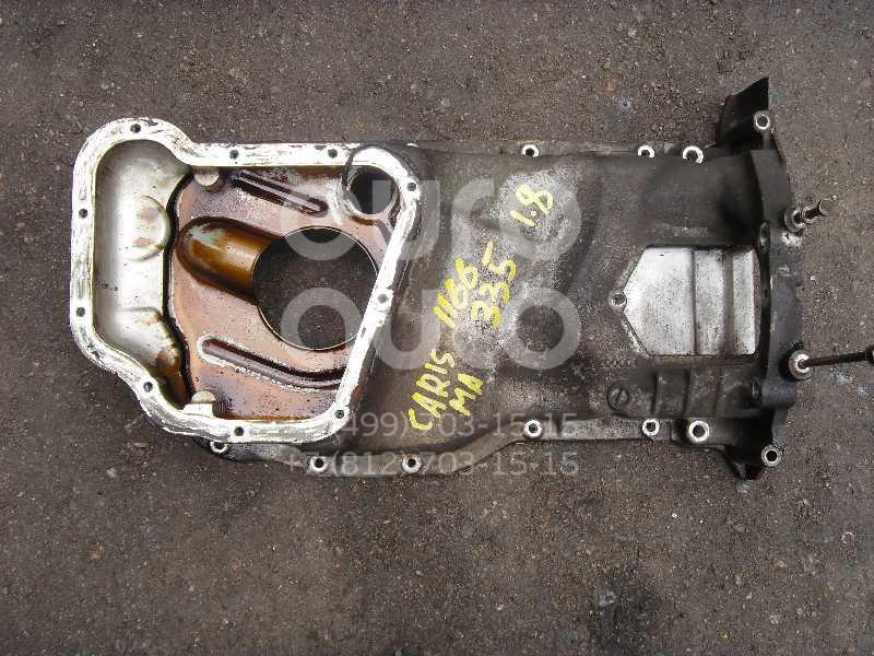 Поддон масляный двигателя для Mitsubishi Carisma (DA) 2000-2003 - Фото №1