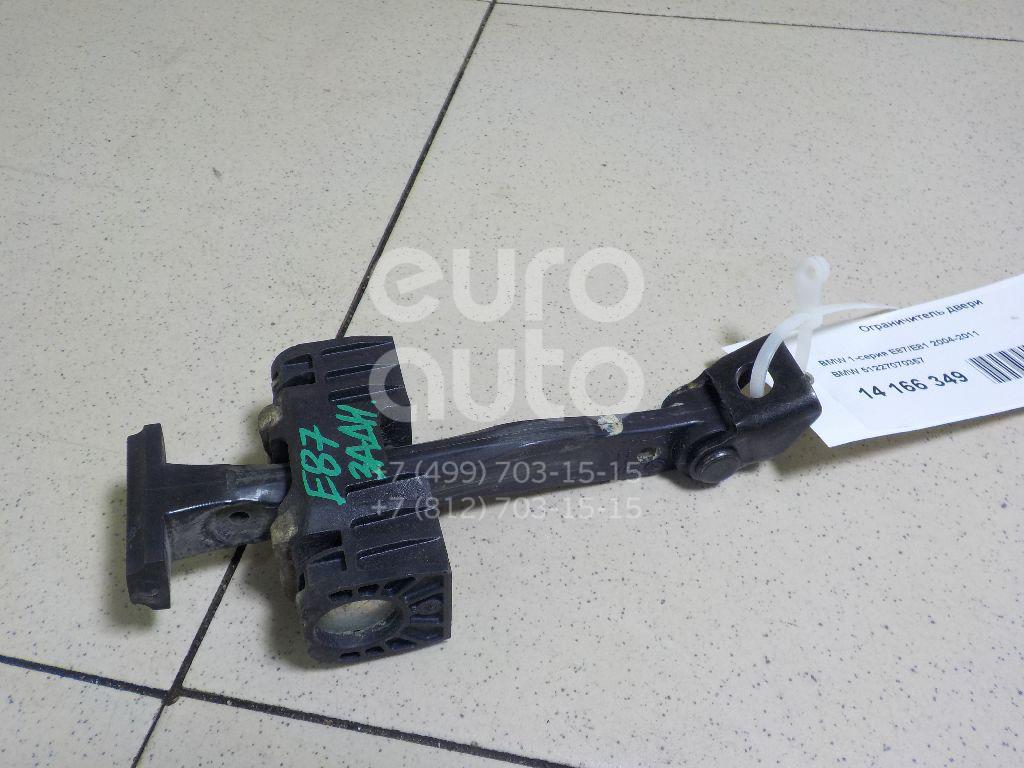 Ограничитель двери BMW 1-серия E87/E81 2004-2011; (51227070357)