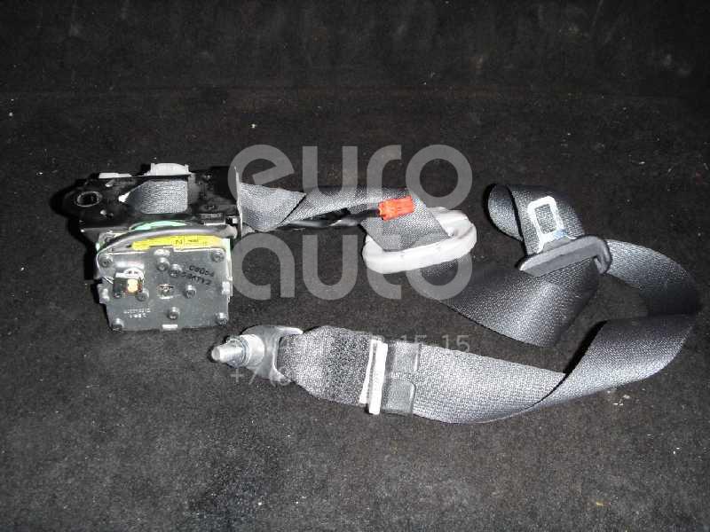 Ремень безопасности с пиропатроном для Mitsubishi Pajero/Montero (V8, V9) 2007> - Фото №1