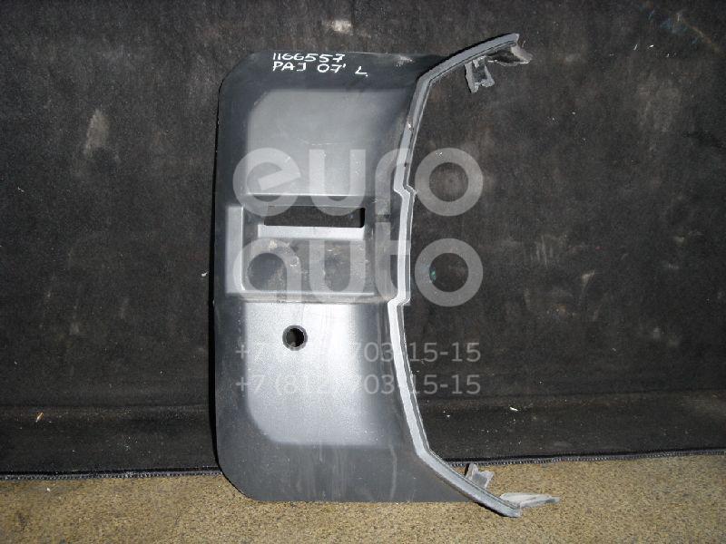 Накладка двери багажника для Mitsubishi Pajero/Montero IV (V8, V9) 2007> - Фото №1