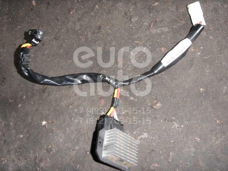 Резистор отопителя для Lexus RX 300/330/350/400h 2003-2009 - Фото №1