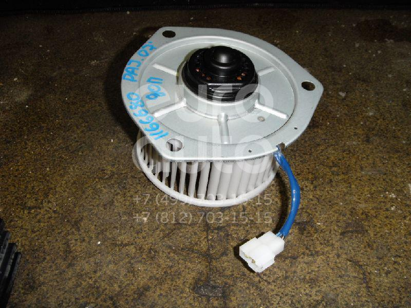 Моторчик отопителя для Mitsubishi Pajero/Montero IV (V8, V9) 2007>;Pajero/Montero III (V6, V7) 2000-2006 - Фото №1