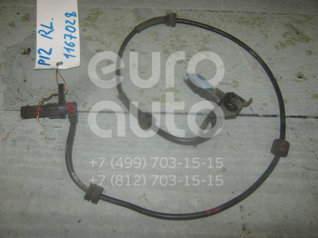 Датчик ABS задний левый для Nissan Primera P12E 2002-2007 - Фото №1