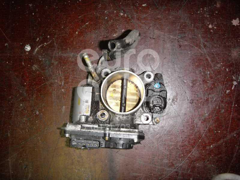 Заслонка дроссельная электрическая для Honda Civic 4D 2006-2012 - Фото №1
