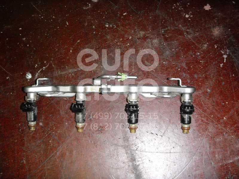 Рейка топливная (рампа) для Honda Civic 4D 2006-2012 - Фото №1