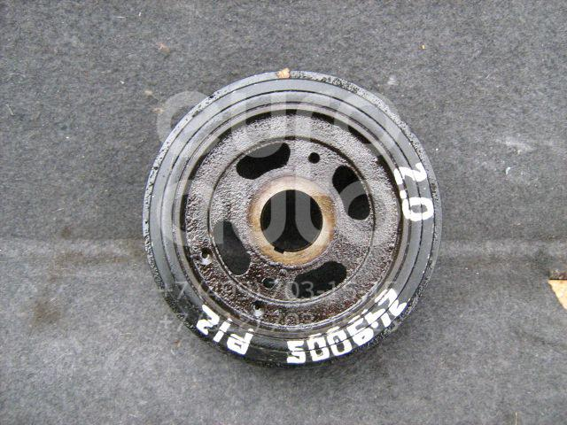 Шкив коленвала для Nissan Primera P12E 2002-2007 - Фото №1