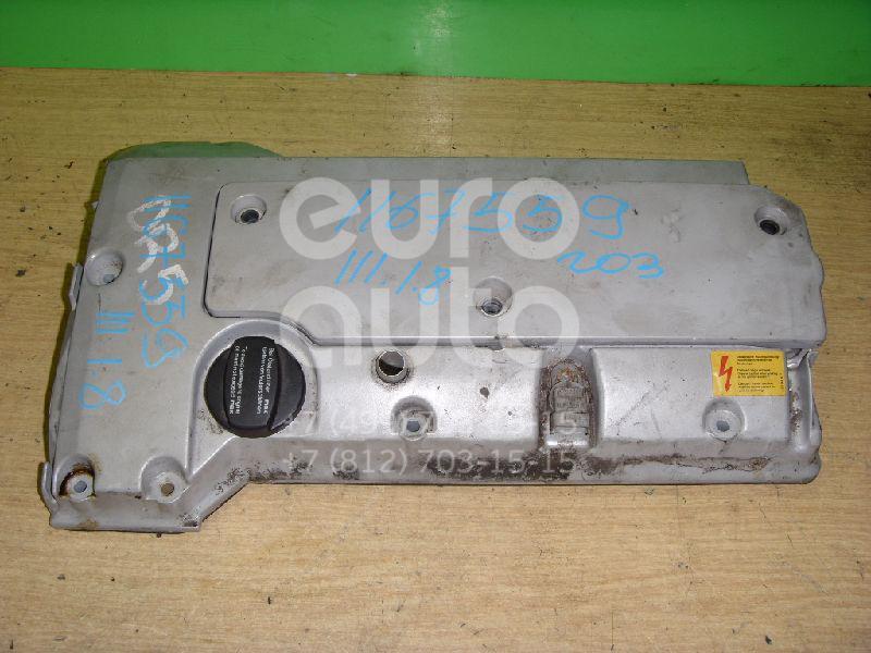 Крышка головки блока (клапанная) для Mercedes Benz W203 2000-2006 - Фото №1