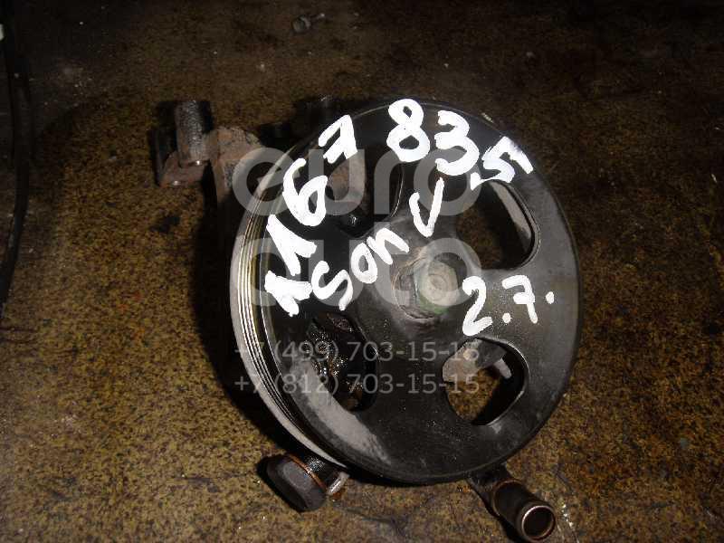 Насос гидроусилителя для Hyundai,Kia Sonata IV (EF)/ Sonata Tagaz 2001-2012;Magentis 2000-2005 - Фото №1