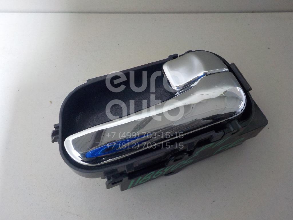 Ручка двери передней внутренняя правая для Nissan Primera P11E 1996-2002 - Фото №1