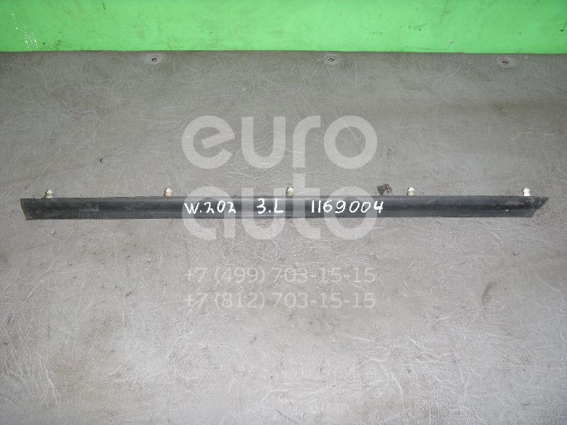 Молдинг задней левой двери для Mercedes Benz W202 1993-2000 - Фото №1