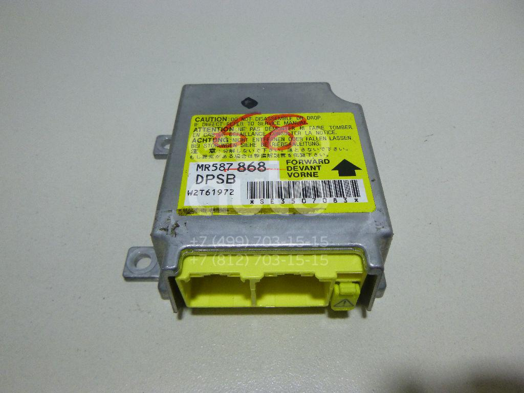 Купить Блок управления AIR BAG Mitsubishi Outlander (CU) 2001-2008; (MR587868)
