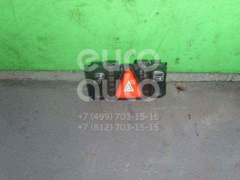 Кнопка аварийной сигнализации для MERCEDES BENZ W202 1993-2000 - Фото №1