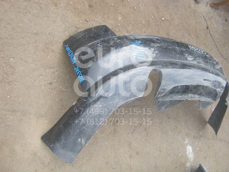 Бампер задний для Audi A8 [4E] 2003-2010 - Фото №1