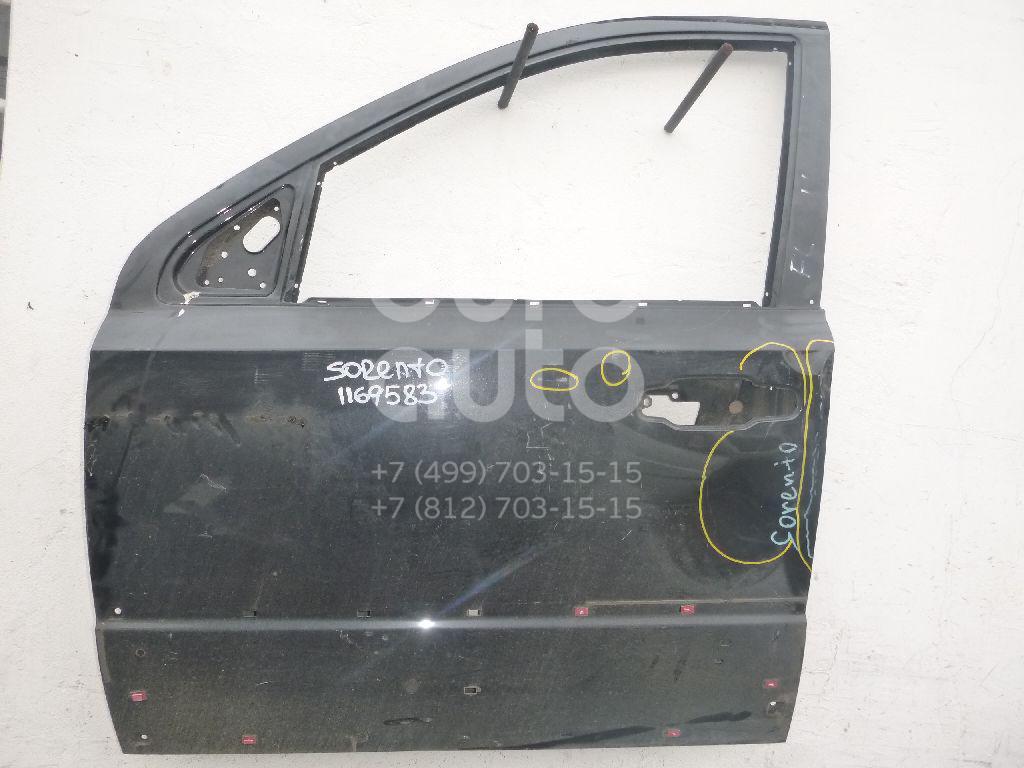 Дверь передняя левая для Kia Sorento 2003-2009 - Фото №1