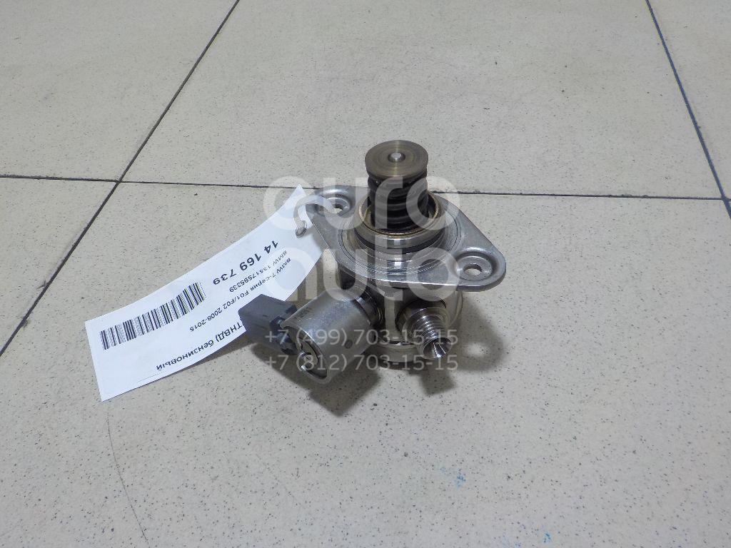 Насос (ТНВД) бензиновый BMW 7-серия F01/F02 2008-2015; (13517595339)  - купить со скидкой