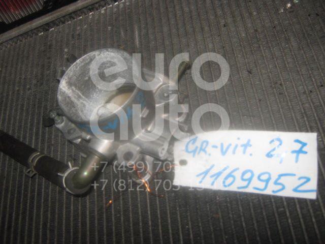Заслонка дроссельная механическая для Suzuki Grand Vitara 1998-2005 - Фото №1