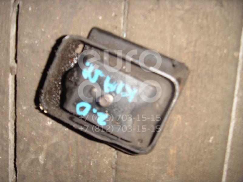 Опора двигателя левая для Kia Sportage 1994-2004 - Фото №1