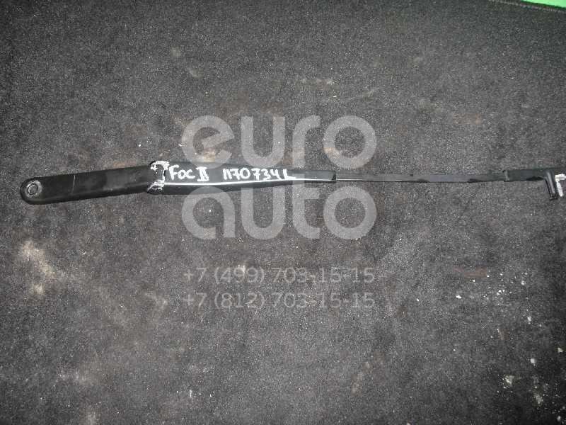 Поводок стеклоочистителя передний левый для Ford Focus II 2005-2008;Focus II 2008-2011 - Фото №1