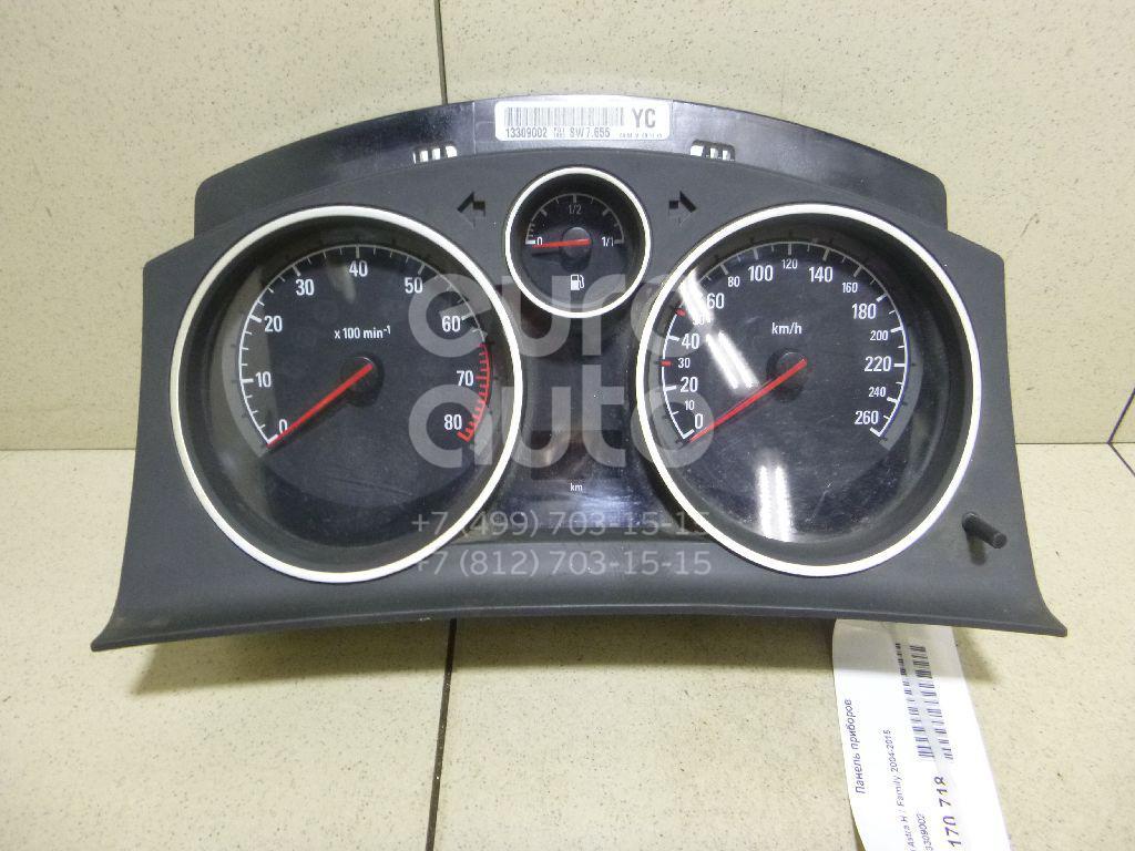 Купить Панель приборов Opel Astra H / Family 2004-2015; (13309002)