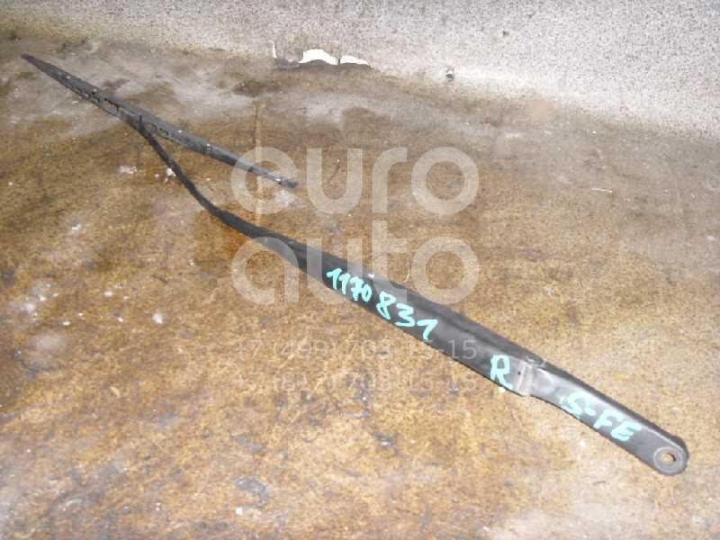 Поводок стеклоочистителя передний правый для Hyundai Santa Fe (SM)/ Santa Fe Classic 2000-2012 - Фото №1