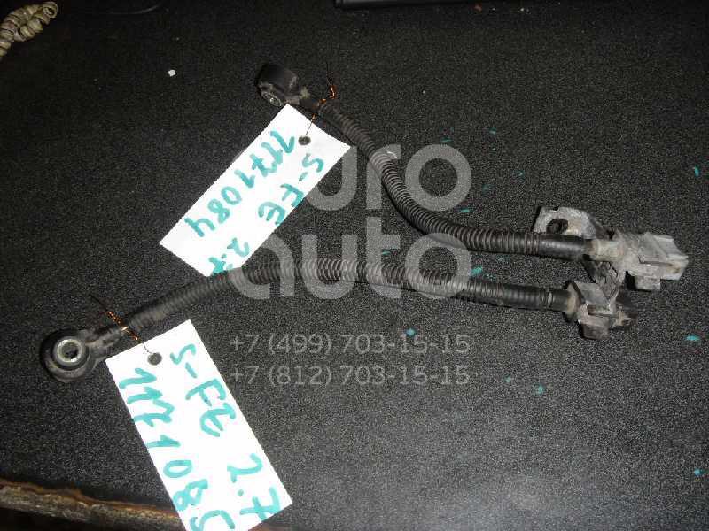 Датчик детонации для Hyundai Santa Fe (SM)/ Santa Fe Classic 2000-2012 - Фото №1