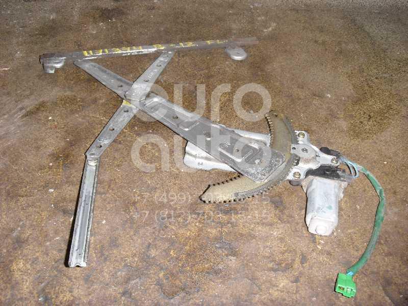 Стеклоподъемник электр. передний левый для Subaru Legacy (B12) 1998-2003 - Фото №1