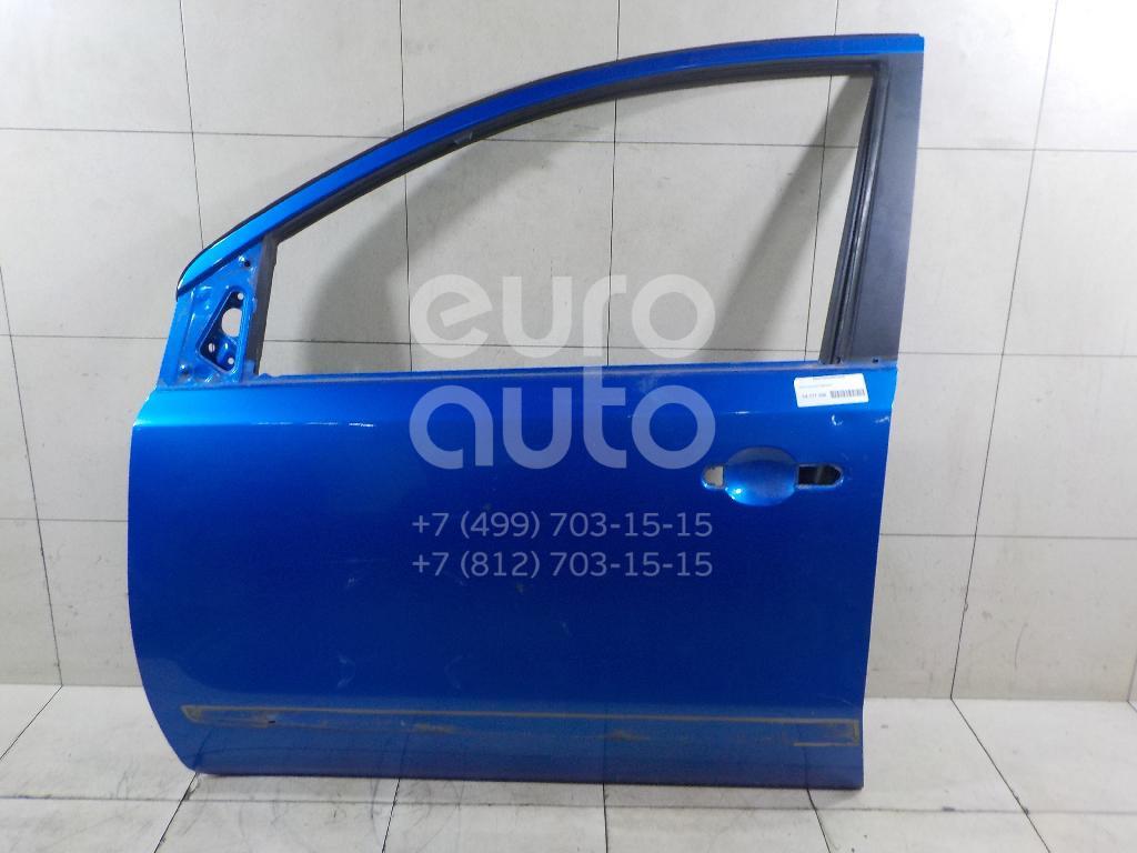 Дверь передняя левая Nissan Note (E11) 2006-2013; (H01019U0M0)  - купить со скидкой