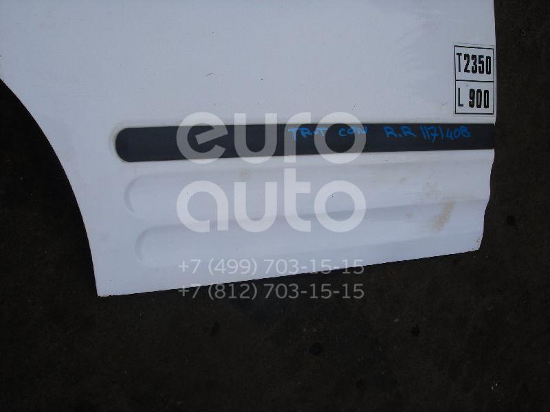 Молдинг заднего крыла правого для Ford Transit/Tourneo Connect 2002-2013 - Фото №1