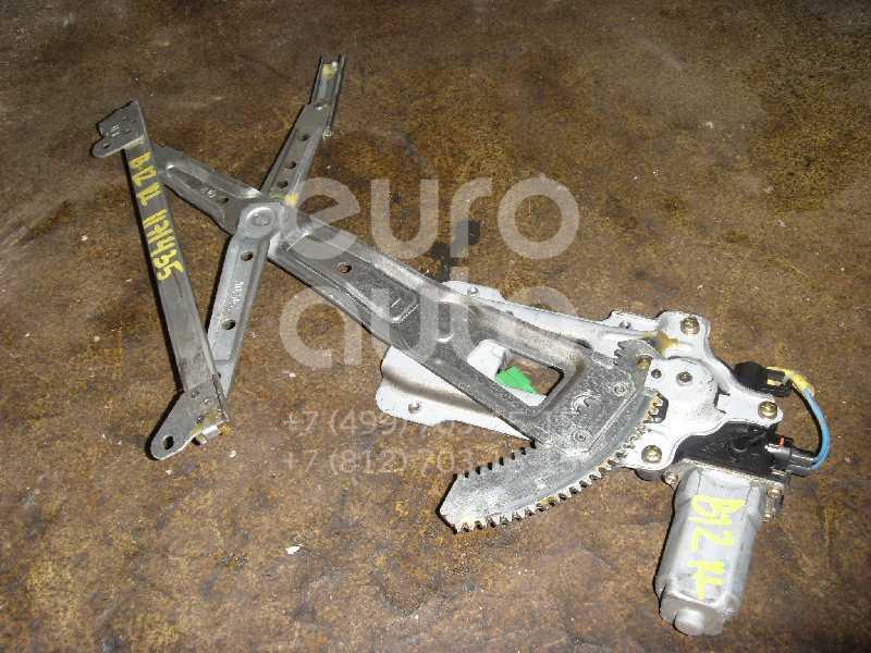 Стеклоподъемник электр. задний левый для Subaru Legacy (B12) 1998-2003 - Фото №1