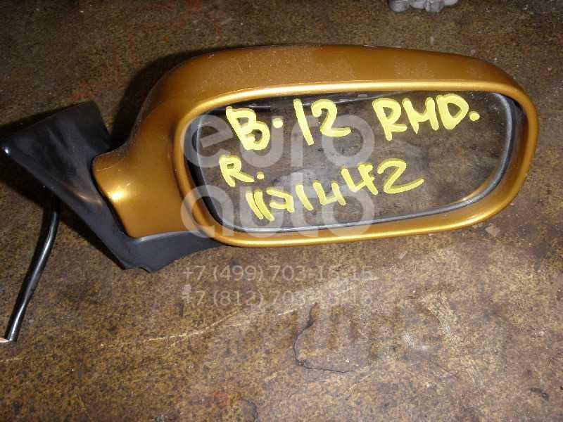 Зеркало правое электрическое для Subaru Legacy (B12) 1998-2003 - Фото №1