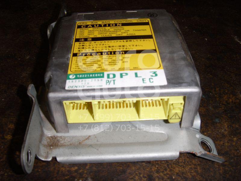 Блок управления AIR BAG для Subaru Legacy (B12) 1998-2003 - Фото №1