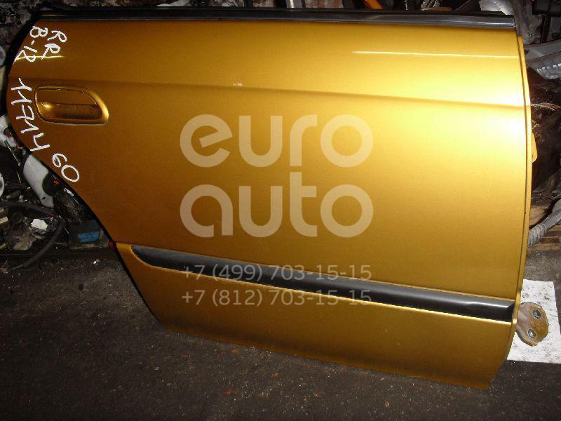 Дверь задняя правая для Subaru Legacy (B12) 1998-2003 - Фото №1